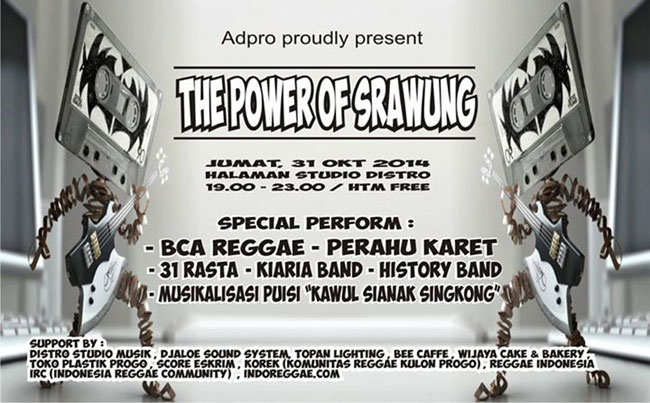THE POWER OF SRAWUNG
