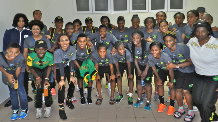 Cedella Marley and the Reggae Girlz