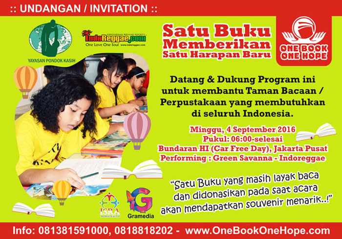 Flyer-One-Book-One-Hope