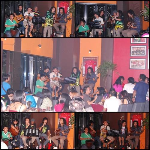 Performing Jahblezz & Reggaeneration
