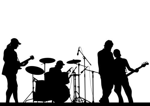 Ilustrasi Band